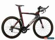 2013 BMC TimeMachine TM01 Triathlon Bike Medium-Long Carbon SRAM Red eTap 11s for Sale