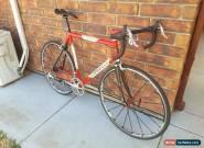 Ciombola racing bike, colombus ultrafoco tubeset. carbon forks/ seatstays. 56cm for Sale