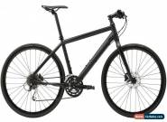Cannondale Bad Boy 3 Mens Hybrid Bike 2016 - Black for Sale
