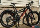 Classic USED 2018 Norco Ithaqua SL Carbon Fat Bike - Black/Orange - XL Sram and Shimano for Sale