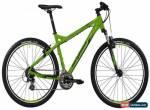 Bergamont Roxtar 2.0 Mens Mountain Bike Green Hardtail MTB XL for Sale