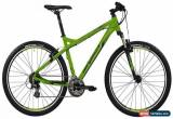 Classic Bergamont Roxtar 2.0 Mens Mountain Bike Green Hardtail MTB XL for Sale