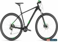 Cube Analog Mens Hardtail Mountain Bike 2019 - Black MTB for Sale