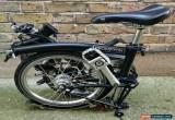 Classic BROMPTON S6L 6 GEAR FOLDING BIKE - VERY GOOD  for Sale