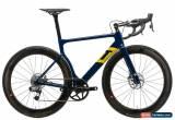 Classic 2018 3T Strada Team Road Bike Medium Carbon SRAM Red eTap 11 Speed Fizik for Sale