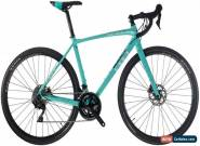 Bianchi Impulso Allroad 105 Disc Mens Road Bike 2019 - Celeste for Sale