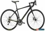 Classic Cannondale Synapse Alloy Disc 105 Womens Road Bike 2017 - Black for Sale
