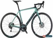 Bianchi Infinito CV Disc Ultegra Mens Road Bike 2019 - Celeste for Sale