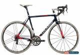 Classic 2013 Colnago C59 Road Bike 54s Carbon Campagnolo Record 2x11 Eurus for Sale