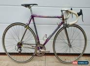 COLNAGO MASTER OLYMPIC DECOR vintage italian steel road bike SHIMANO DURA ACE 8s for Sale