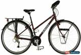 Classic Dawes Karakum Womens Touring Bike 2018 - Red for Sale