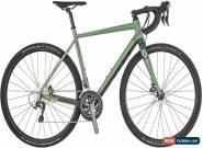 Scott Speedster Gravel 30 Mens Cross Bike 2019 - Green for Sale