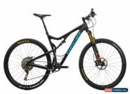 "2015 Santa Cruz Tallboy CC Carbon Mountain Bike X-Large 29"" Shimano XTR 11s for Sale"