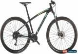 Classic Bianchi Kuma 29.2 Alivio/Altus Mens Mountain Bike 2018 - Black 43 for Sale