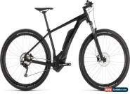 Cube Reaction Hybrid Pro 400 Mens Electric MTB 2019 - Black Edition for Sale