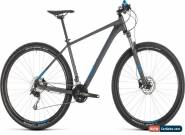 Cube Aim SL Mens Mountain Bike 2019 - Grey for Sale