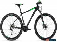 Cube Aim SL Mens Hardtail Mountain Bike 2018 - Black for Sale