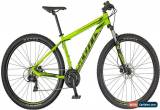Classic Scott Aspect 960 Hardtail Mens Mountain Bike 2018 - Green Large for Sale