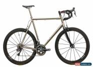 2013 Passoni Top Force Road Bike X-Large Titanium Shimano Di2 11s Lightweight for Sale