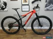 Specialized S-Works Epic Carbon 29er MTB XC Bike Sram Eagle 12 Mavic Storck Trek for Sale