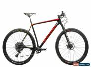 2019 Cannondale F-Si Carbon 2 Mountain Bike X-Large SRAM X01 Eagle 12s Lefty for Sale