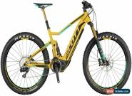 Scott e-Spark 700 Plus Tuned Mens Electric MTB 2017 - Yellow for Sale