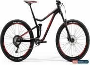 Merida One-Forty 700 27.5 Mens Mountain Bike 2018 - Black for Sale