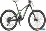 Classic Scott Ransom 930 Full Suspension Mountain Bike 2019 - Green for Sale
