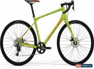 Merida Silex 300 Mens Gravel Bike 2018 - Green for Sale