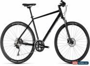 Cube Nature SL Mens Hybrid Bike 2018 - Black for Sale