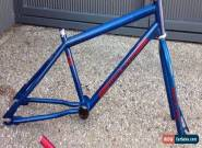 Redline Proline Microline Old School BMX Rare Web Brake Bridge Frame & Fork ONLY for Sale