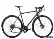 2017 Kona Wheelhouse Road Bike 54cm Steel Shimano Tiagra 2x10 FSA Disc for Sale
