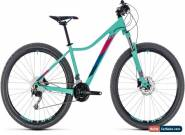 Cube Access Pro Womens Hardtail Mountain Bike 2018 - Green for Sale