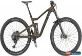 Classic Scott Ransom 910 Full Suspension MTB 2019 - Grey for Sale