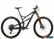 "2018 YT Jeffsy CF Mountain Bike Large 29"" Carbon SRAM GX Eagle 12s Fox DT Swiss for Sale"