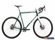 Mosaic XSS-1 Singlebarrel Cyclocross Bike 58cm Steel Shimano Ultegra Disc ENVE for Sale