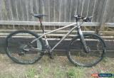 Classic Niner SIR9 M 29er 1x11 Full XT Setup, Steel Frame Carbon Fork. Cracker Of A Bike for Sale