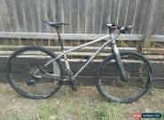 Niner SIR9 M 29er 1x11 Full XT Setup, Steel Frame Carbon Fork. Cracker Of A Bike for Sale