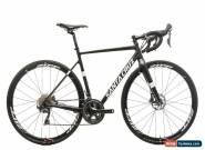 2017 Santa Cruz Stigmata CC Ultegra Gravel Bike 52cm Carbon Shimano Zipp Disc for Sale