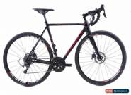USED 2017 Ridley X-Night 30 Disc 52cm Carbon Cyclocross Bike Ultegra/105 2x11sp for Sale