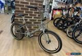 Classic Diamond Back Silver Streak Old School BMX Bike c 1982 Chrome/Black for Sale