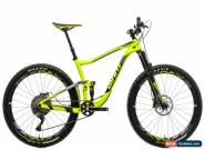 "2018 Giant Anthem Advanced 2 Mountain Bike Medium 27.5"" Carbon Shimano SLX 1x11 for Sale"