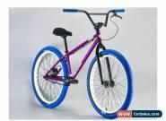 MAFIABIKES Blackjack Medusa PURPLE 26 inch Wheelie Bike for Sale