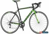 Classic Scott Speedster 40 (CD16) Mens Road Bike 2017 - Black for Sale