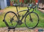 Focus Cayo Carbon Road Bike Dt Swiss Ultegra hydraullic disc brakes for Sale