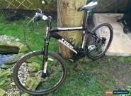 """Trek 4300 4 Series Hybrid Bike Light Aluminium 18""""/46cm Frame Continental Tyres for Sale"""