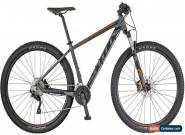 Scott Aspect 910 Mens Hardtail Mountain Bike 2018 - Grey Medium for Sale