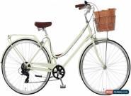 Dawes Duchess Deluxe Womens Hybrid Bike 2019 - Cream for Sale