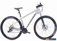 USED 2012 Cannondale Flash 29er 2 Aluminum Hardtail Mountain Bike White for Sale