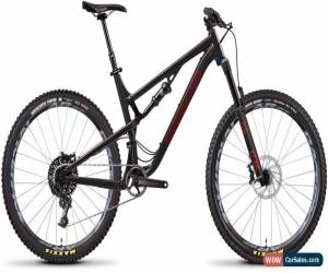 Classic Santa Cruz Bronson 2 S Mens Mountain Bike 2018 - Black for Sale